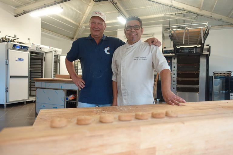 Gilles Sicart partenaire Scraps Gourmet